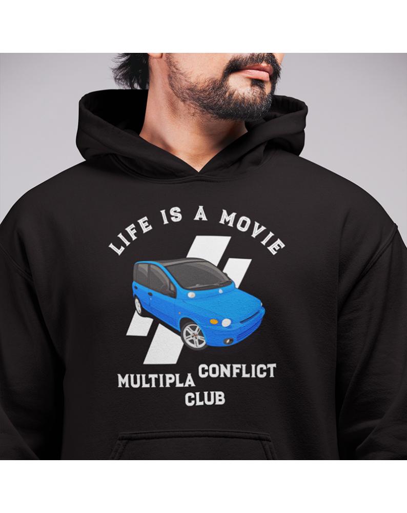 "Marškinėliai / Džemperis ""Šalt tik šūdam"""