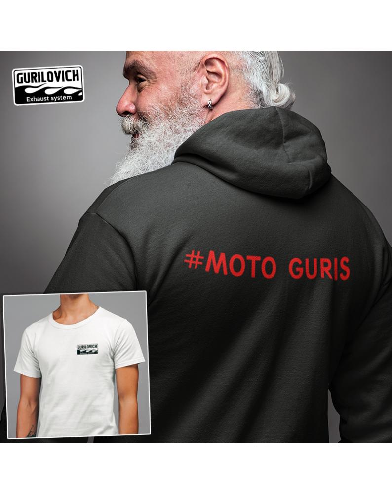 """Marškinėliai / Džemperis """"Moto Guris"""""""